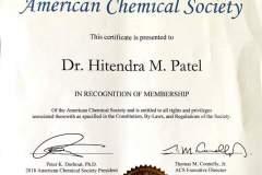 ACS Membership